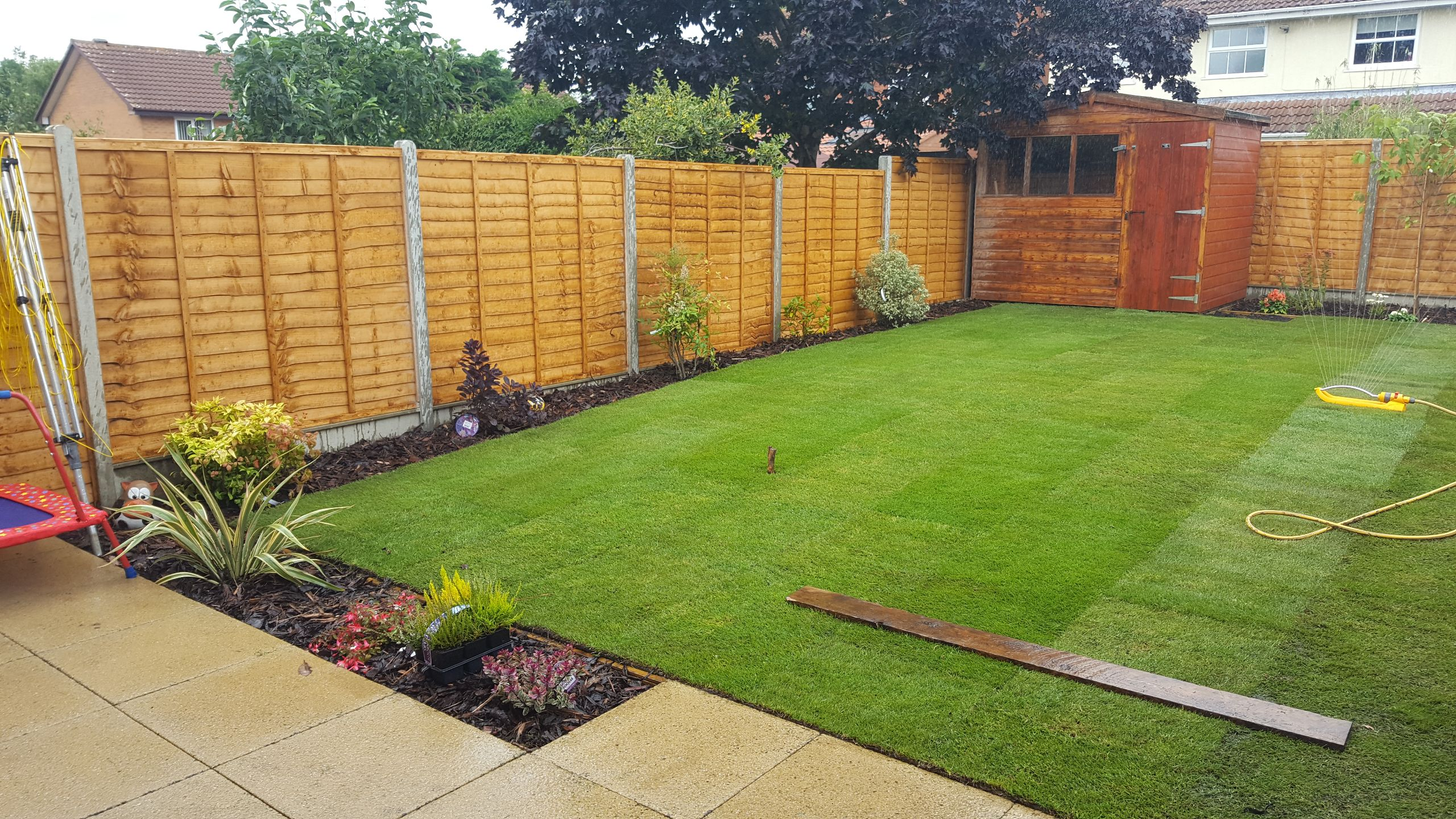 New garden Project