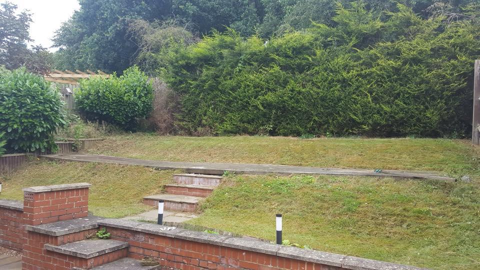 west hunsbury landscape gardener