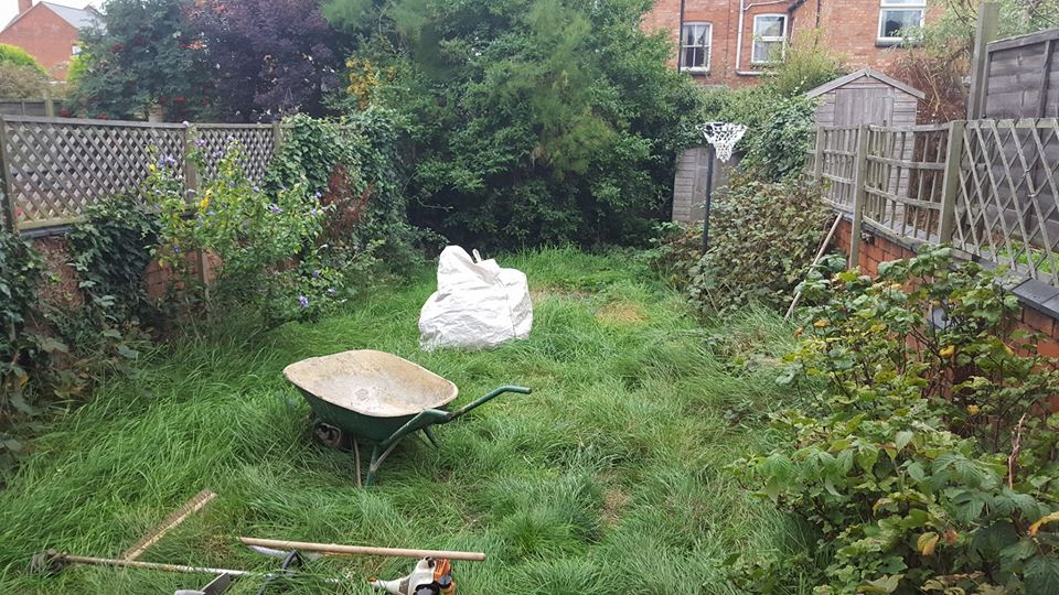 garden design northampton