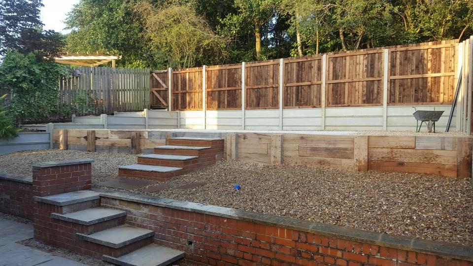 Transforming a Terrace